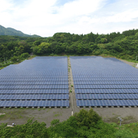 Ideal Solar Takakumacho Kanoya-shi Power Station